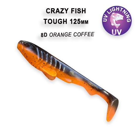 Crazy Fish Tough 12,5 cm – Bild 6