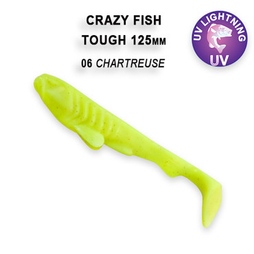 Crazy Fish Tough 12,5 cm – Bild 4
