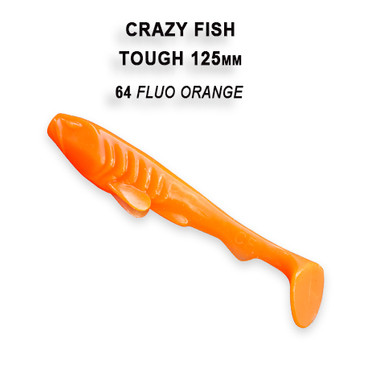 Crazy Fish Tough 12,5 cm