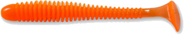 Crazy Fish Vibro Worm 7,5 cm – Bild 1