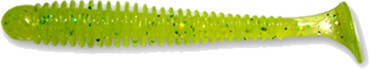 Crazy Fish Vibro Worm 8,5 cm – Bild 15