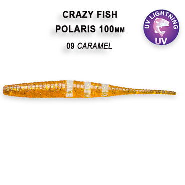 Crazy Fish Polaris 10 cm – Bild 9