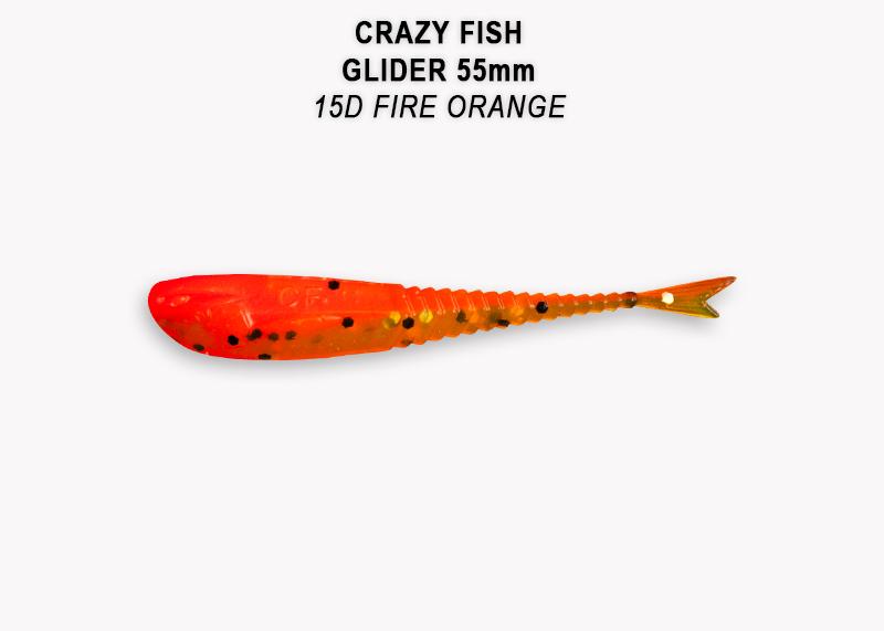 Crazy Fish Glider 5,5 cm – Bild 5