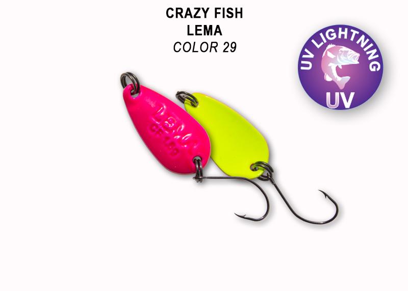 Crazy Fish Lema 1,6 gr – Bild 18