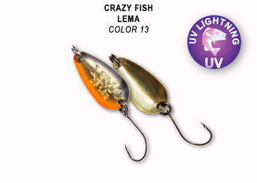 Crazy Fish Lema 1,6 gr – Bild 13