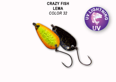 Crazy Fish Lema 1,6 gr – Bild 20