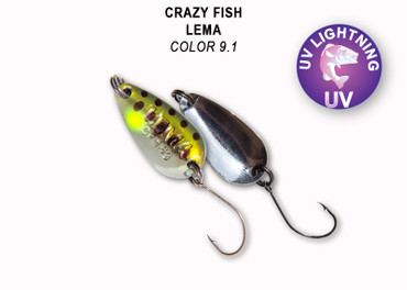 Crazy Fish Lema 1,6 gr – Bild 11