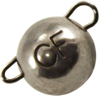 Crazy Fish Cheburashka Flex Head Blei, 50 Stück  – Bild 3