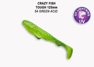 Crazy Fish Tough 7,0 cm – Bild 1