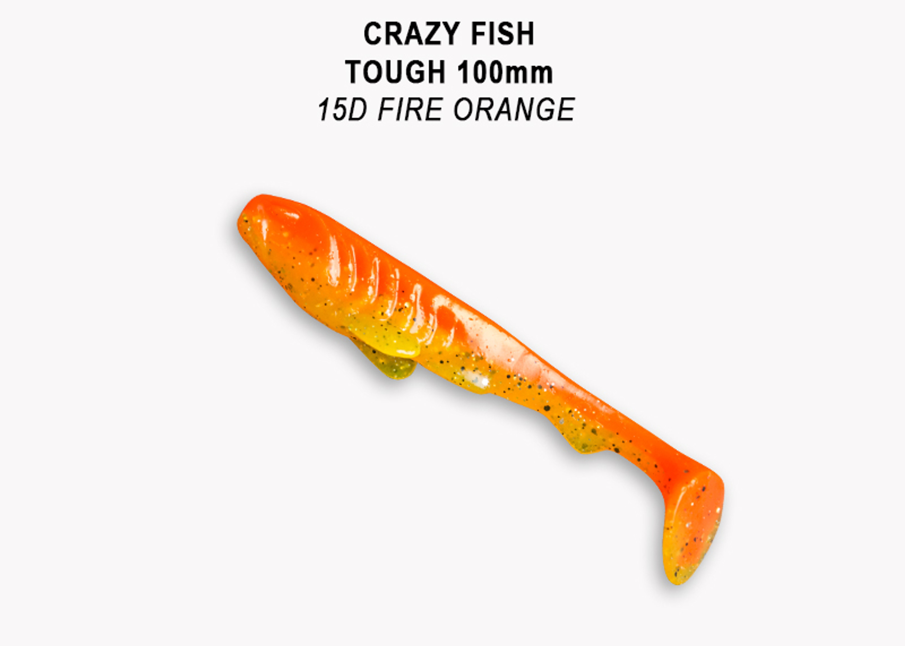 Crazy Fish Tough 10,0 cm – Bild 8
