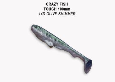 Crazy Fish Tough 10,0 cm – Bild 7
