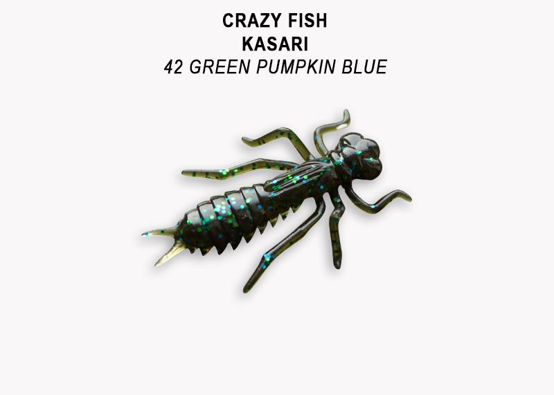 Crazy Fish Kasari 2,7 cm – Bild 3