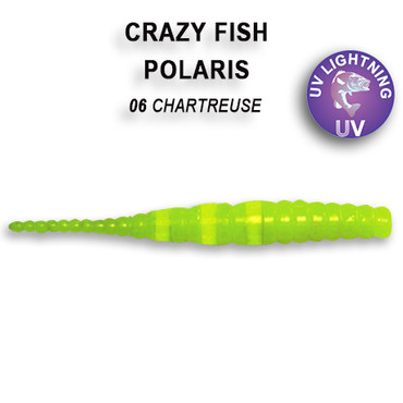 Crazy Fish Polaris 6,8 cm – Bild 3
