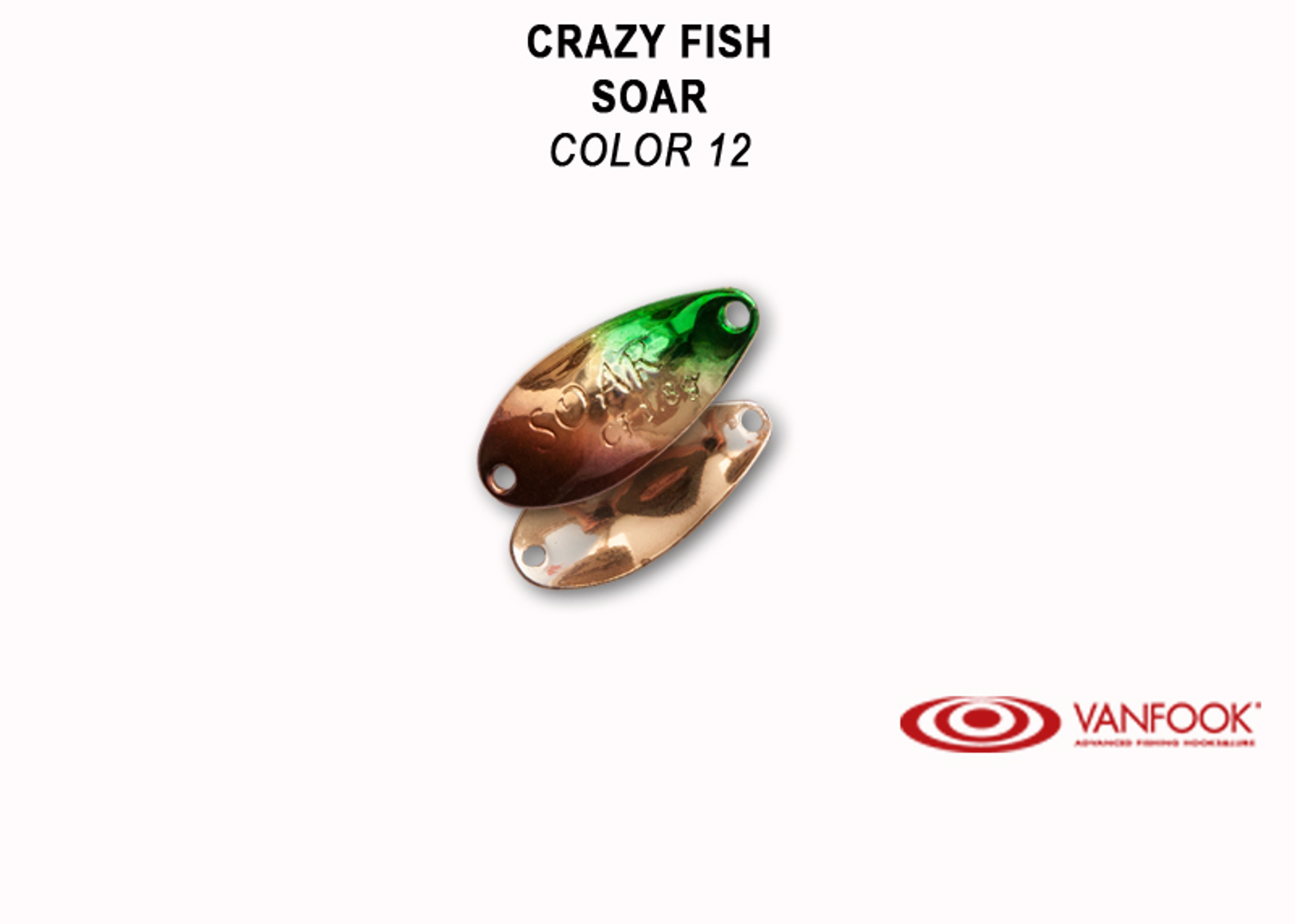 Crazy Fish Soar 0,9 gr – Bild 2