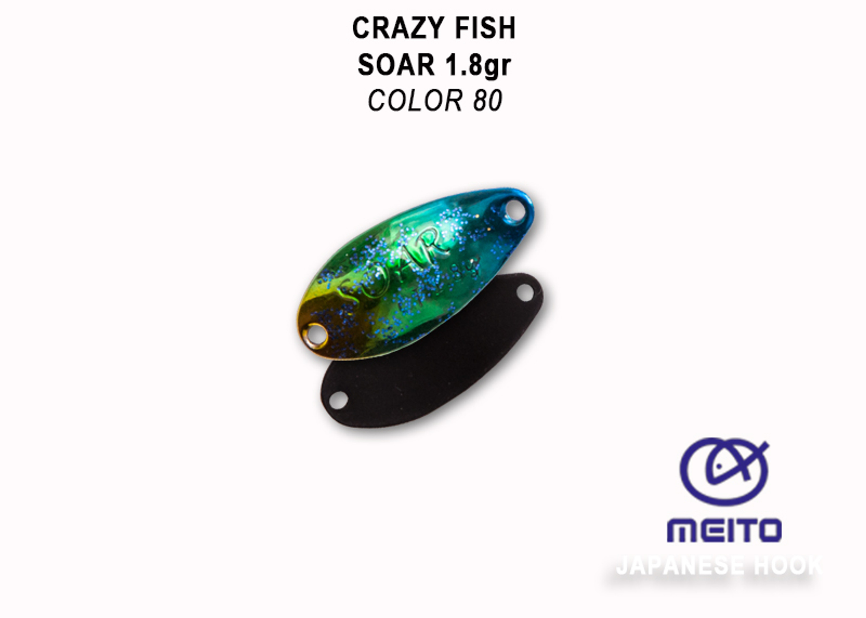 Crazy Fish Soar 0,9 gr – Bild 14