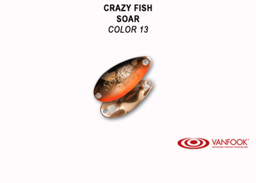 Crazy Fish Soar 0,9 gr – Bild 4