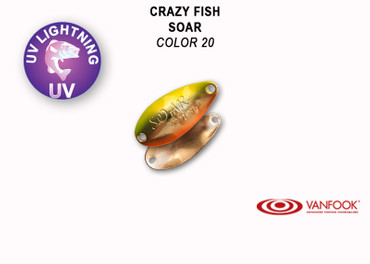 Crazy Fish Soar 0,9 gr – Bild 5