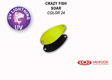Crazy Fish Soar 0,9 gr – Bild 6