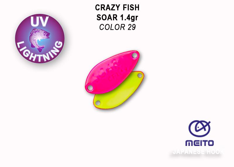Crazy Fish Soar 1,4 gr – Bild 9