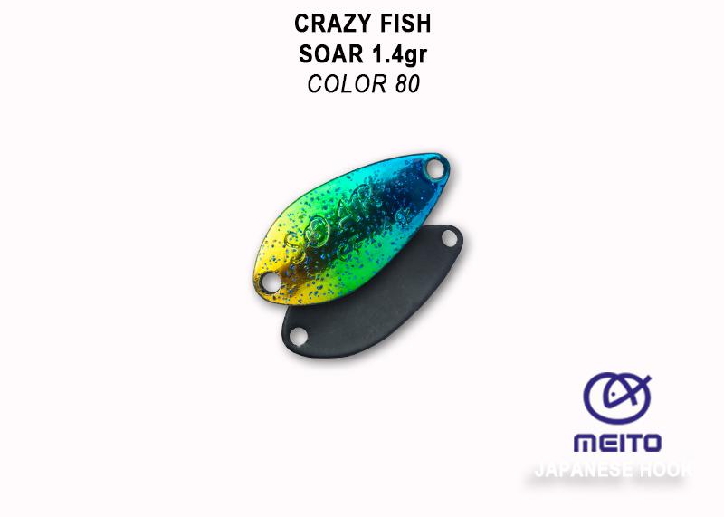 Crazy Fish Soar 1,4 gr – Bild 22