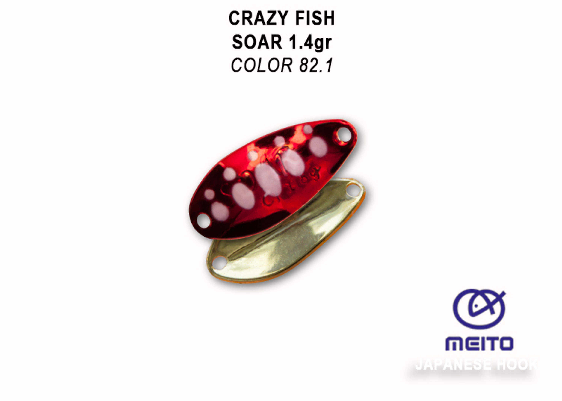 Crazy Fish Soar 1,4 gr – Bild 24