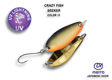 Crazy Fish Seeker 2,5 gr – Bild 3