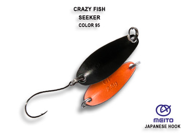 Crazy Fish Seeker 2,5 gr – Bild 19