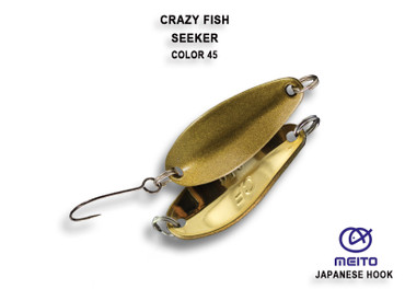Crazy Fish Seeker 3 gr – Bild 14