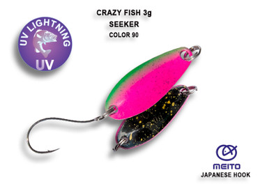 Crazy Fish Seeker 3 gr – Bild 15