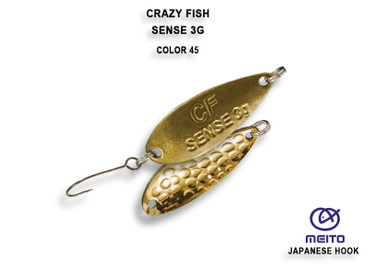 Crazy Fish Sense 3 gr – Bild 1
