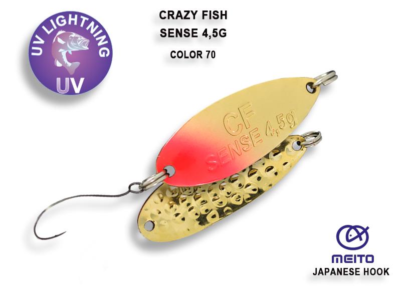 Crazy Fish Sense 4,5 gr – Bild 4