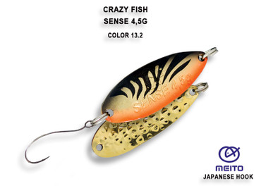Crazy Fish Sense 4,5 gr – Bild 1