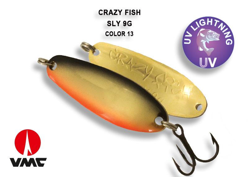 Crazy Fish Sly 9 gr – Bild 2