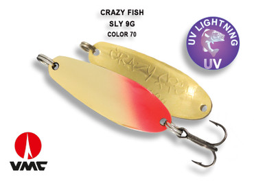Crazy Fish Sly 9 gr – Bild 4