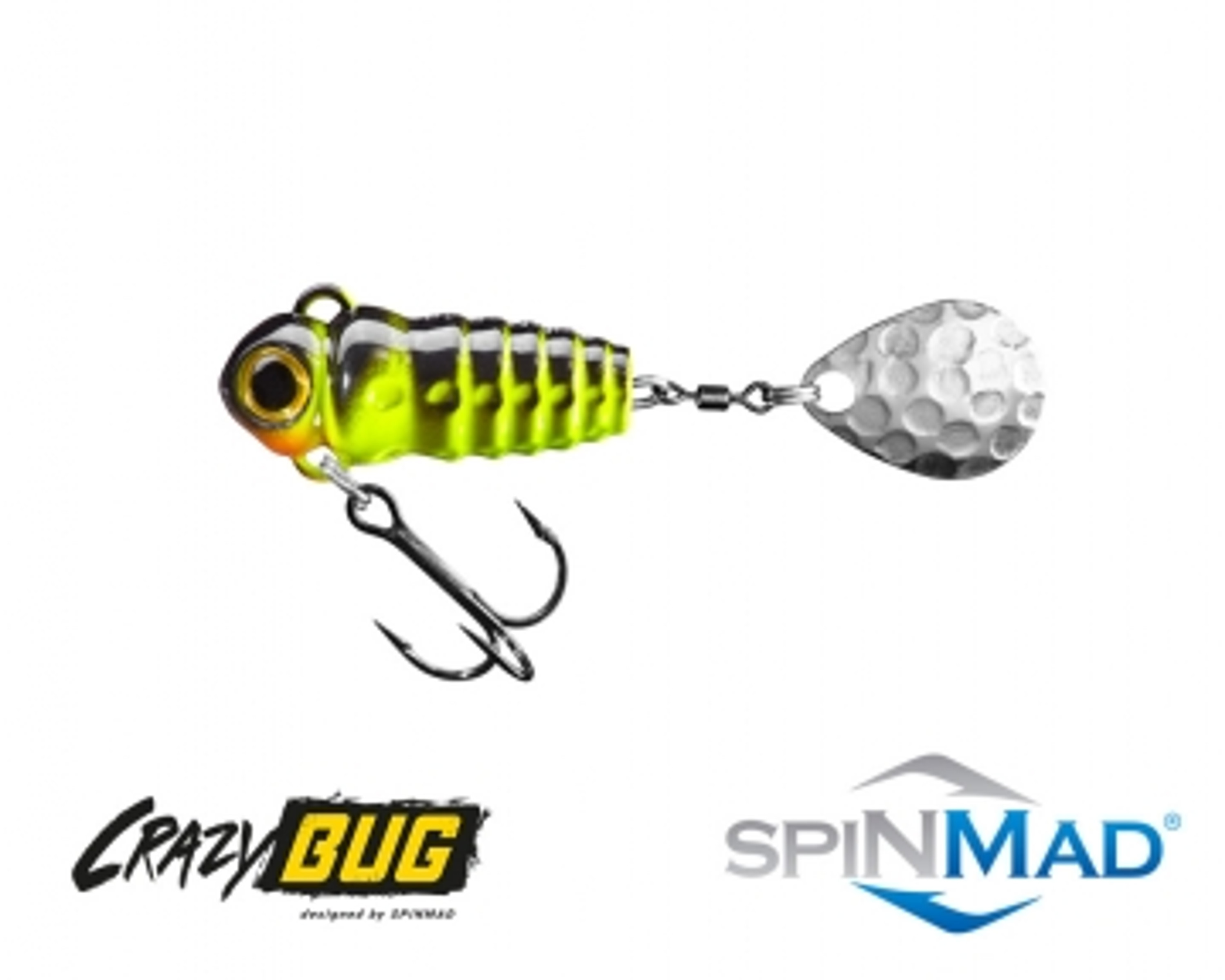 SpinMad Crazy Bug 4 gr. – Bild 13