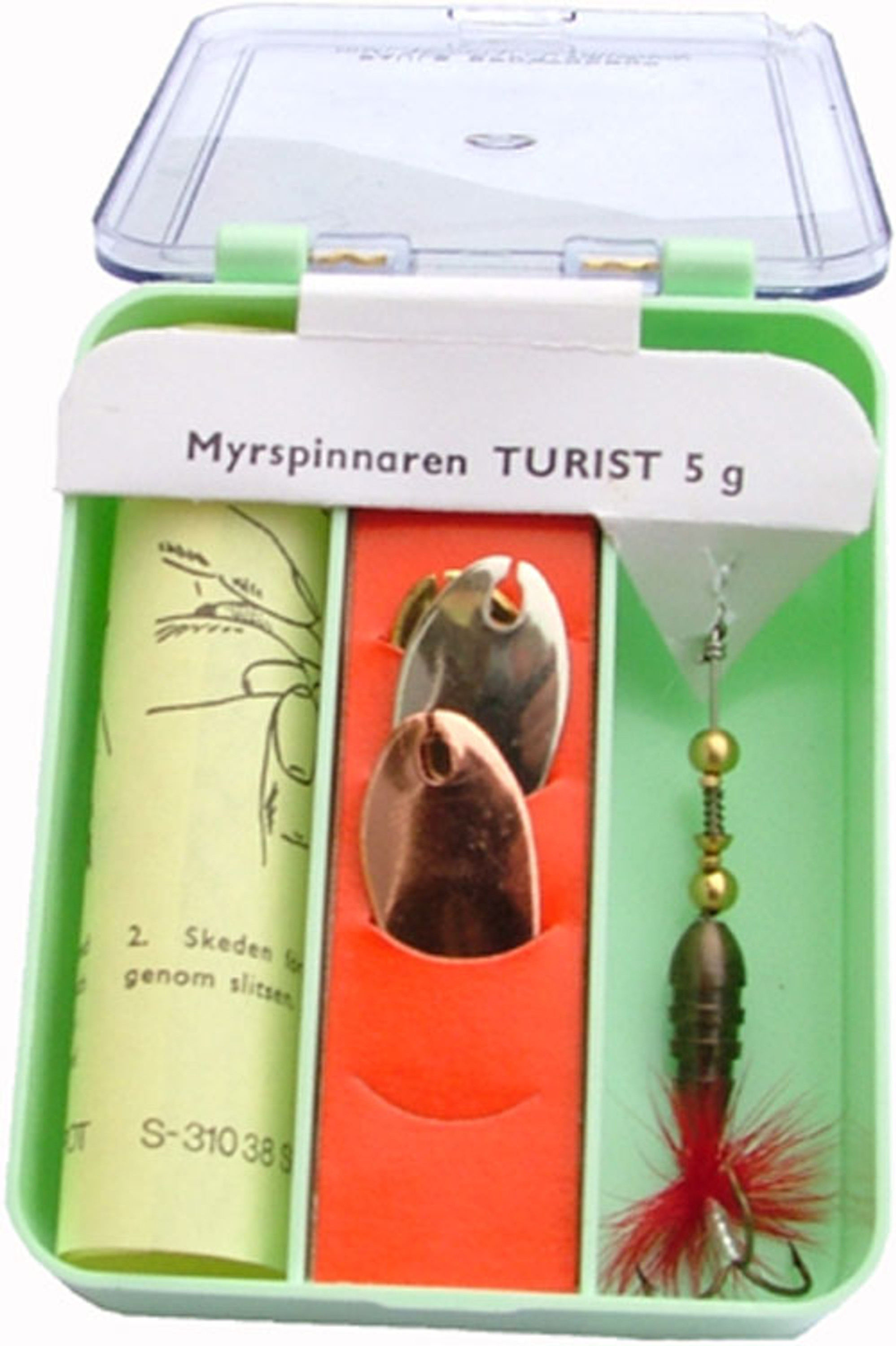 Myran Spinner Sets – Bild 1