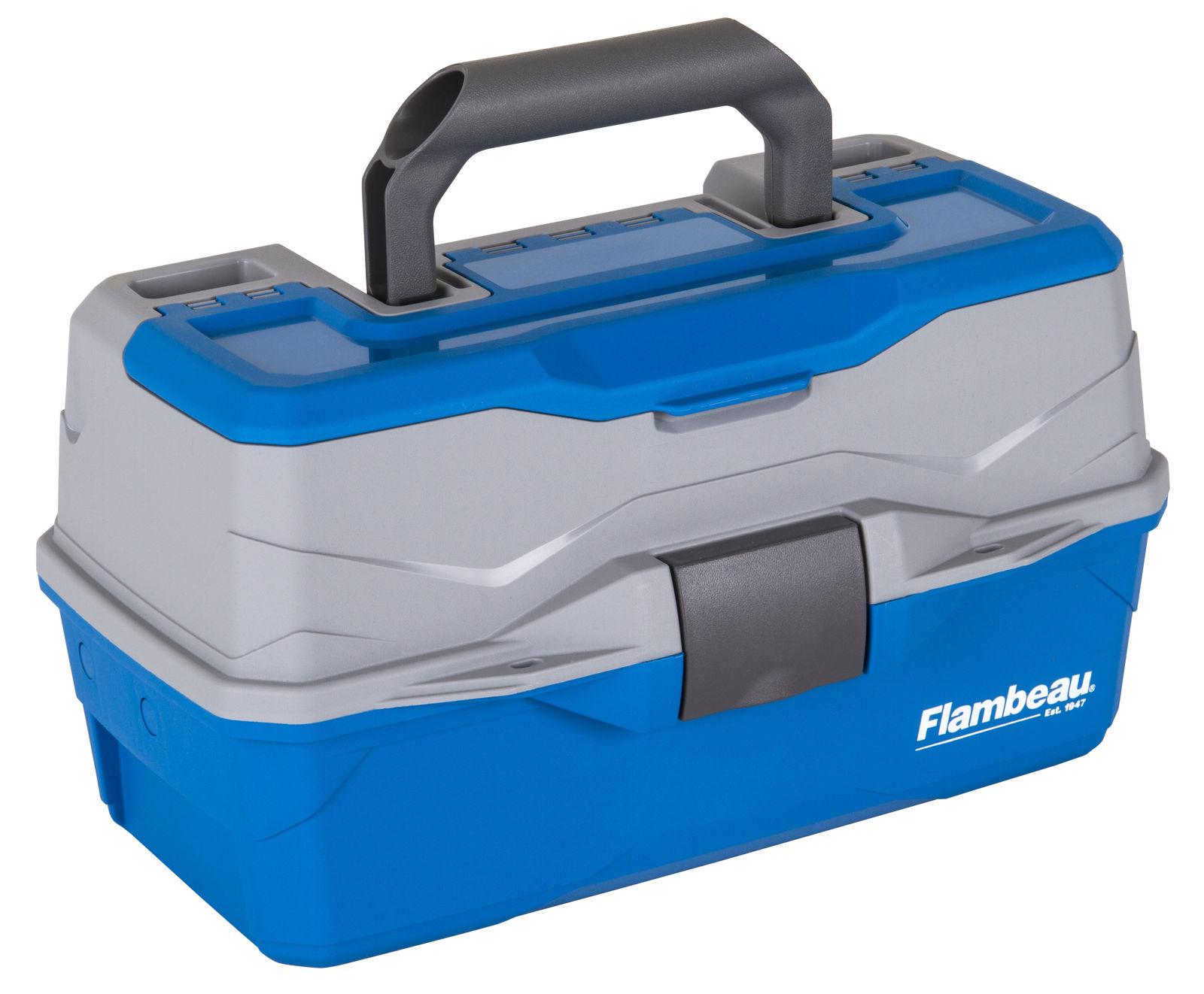 Flambeau Flambeau 6382TB 2-Tray Tackle Box – Bild 2