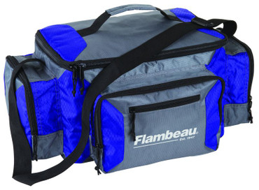 Flambeau G500B Graphite 500 Blue Softside Bag – Bild 1