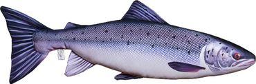 Gaby Stofffisch Lachs mit 90 cm Länge