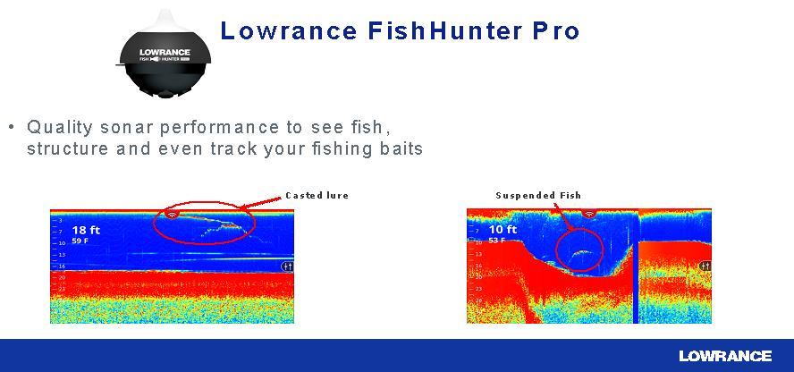Lowrance FishHunter Pro – Bild 8