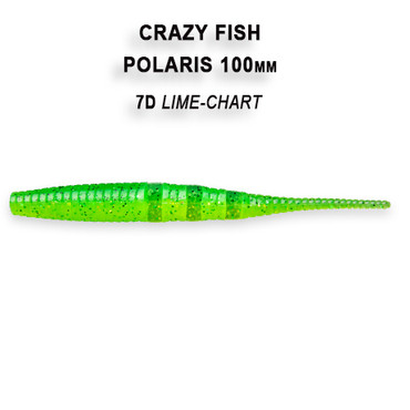Crazy Fish Polaris Floating 10 cm – Bild 3