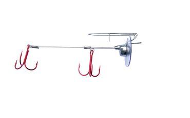 Wikam Schleppsysteme mit roten VMC Drillingen – Bild 1