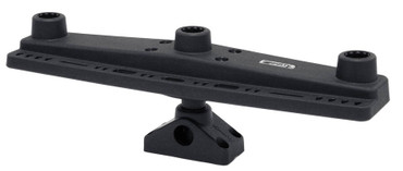 Scotty SC-0257 Triple Mount mit SC-0241 Side/Deck Mount.