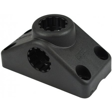 SC-0241-BK, Combination Side/Deck Mount