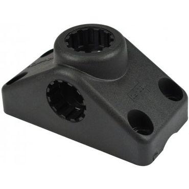 SC-0241-BK, Combination Side/Deck Mount