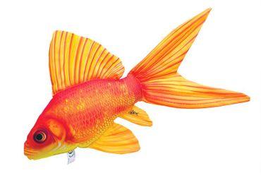 Gaby Stofffisch Goldfisch mit 60 cm Länge