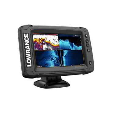 Lowrance Elite-7 Ti² mit Geber Active Imaging 3-in-1 – Bild 1