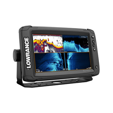 Lowrance Elite-9 Ti² mit Geber Active Imaging 3-in-1 – Bild 1