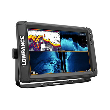 Lowrance Elite-12 Ti² mit Geber Active Imaging 3-in-1