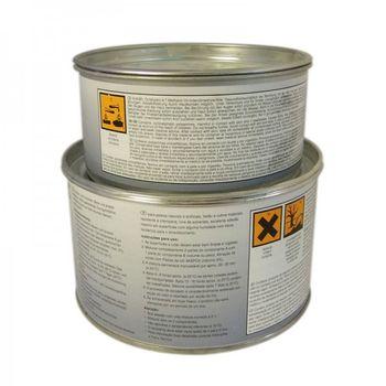 Salzsteinkleber, transparent, pastös Dose 2,25 kg